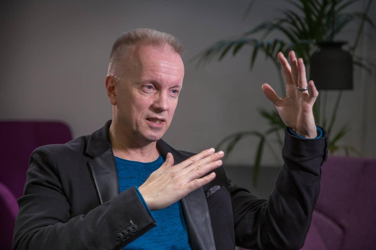 Tulevaisuustutkija Ilkka Halava