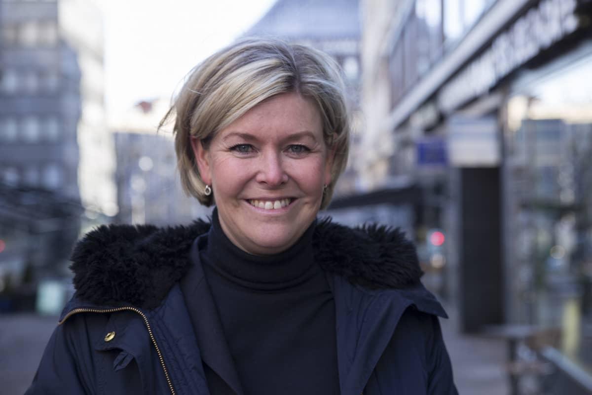 Laura Aalto, CEO, Helsinki Marketing.