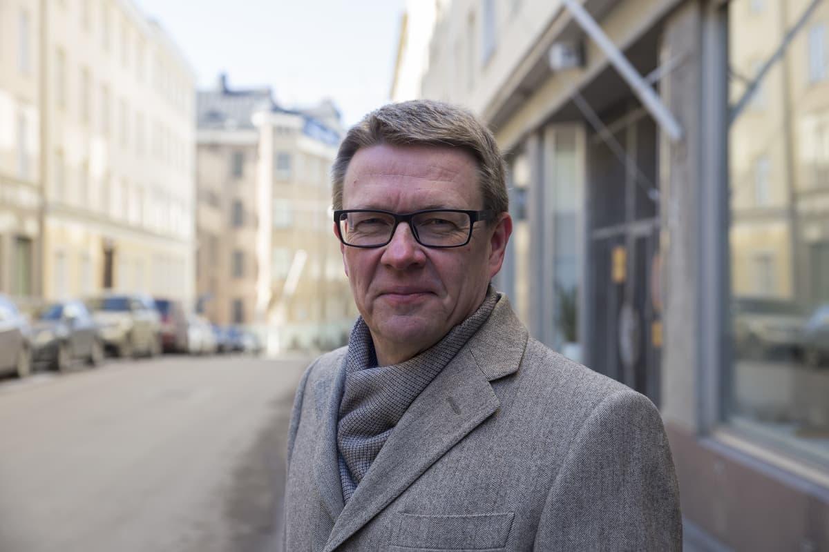 Timo Lappi, toimitusjohtaja, MaRa.