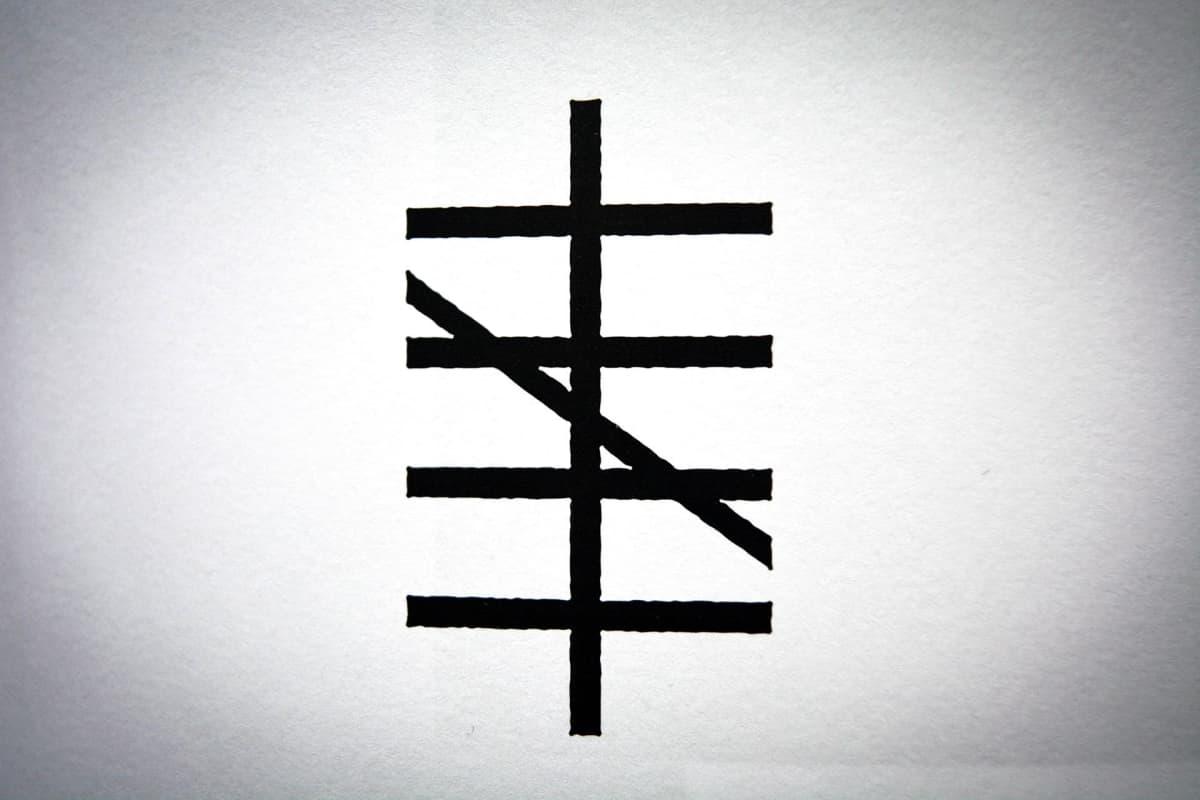 Mana Mana, riimu, symboli