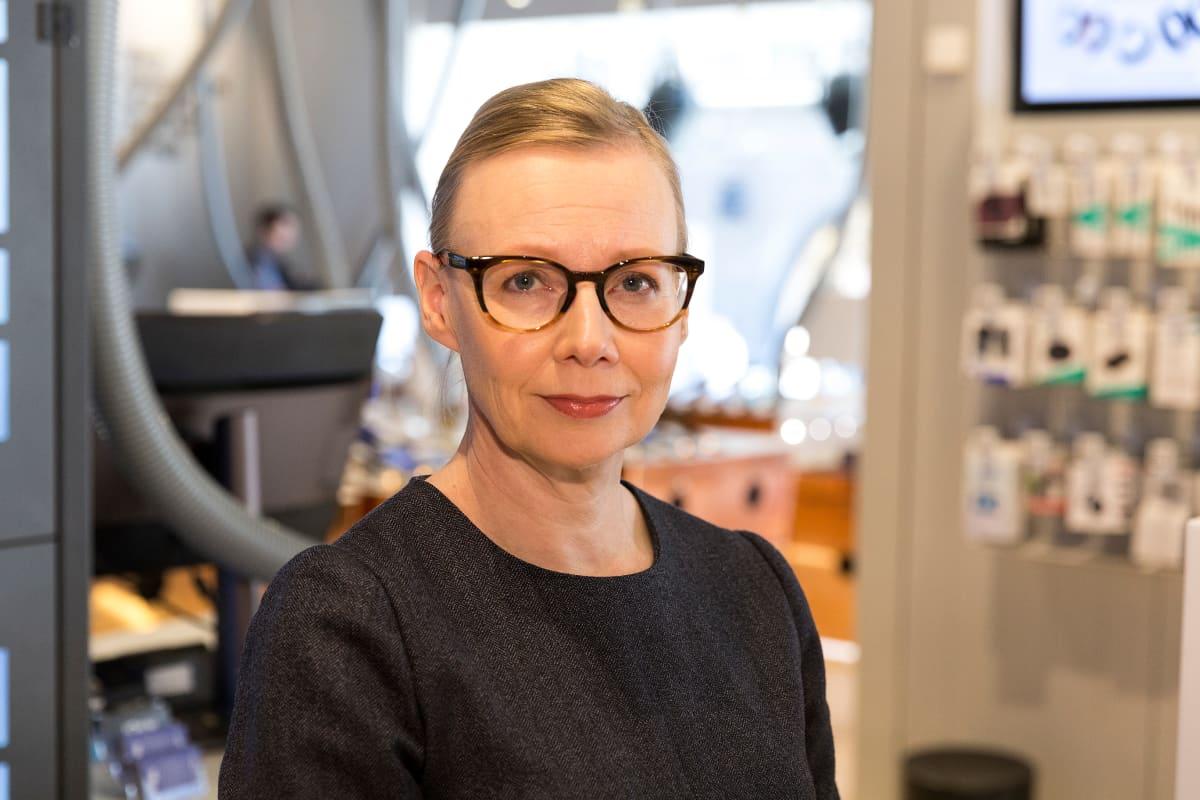 Ani Korpela / sisältöliiketoiminnan johtaja, Elisa Viihde