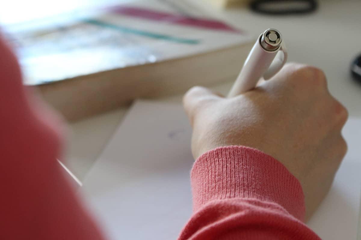 PISA, kirjoittaa, kuvitus, opiskelu, koulu, koe