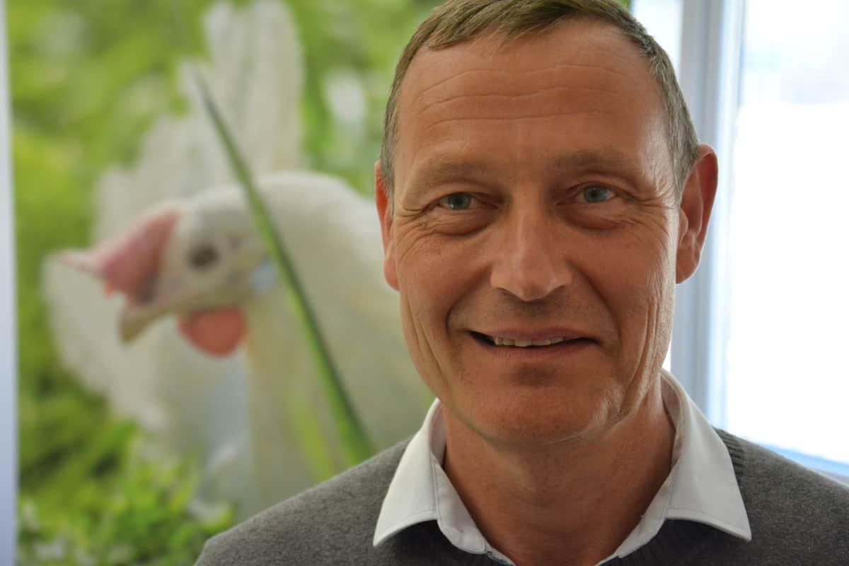 Munaxin toimitusjohtaja Janne Torikka