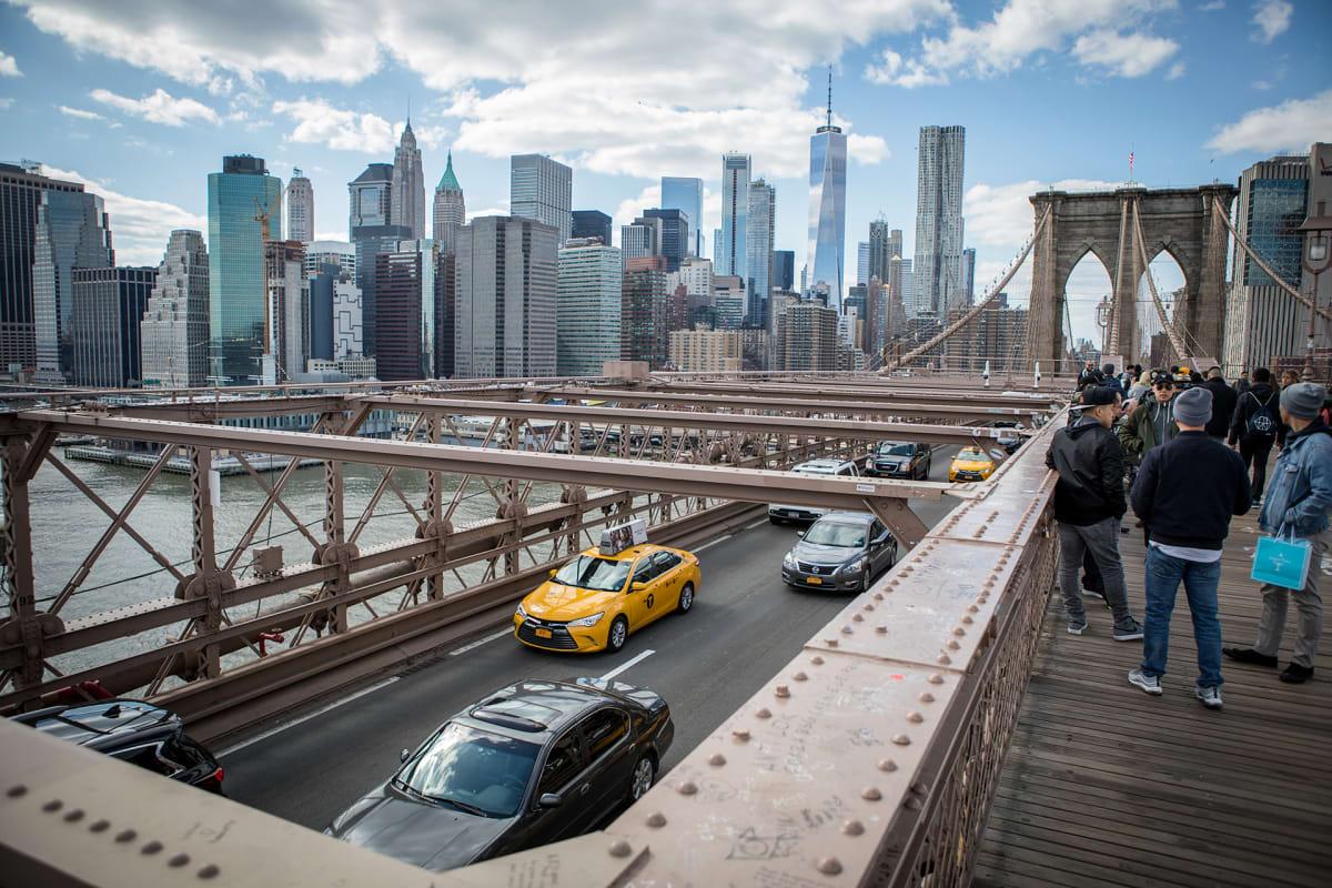 Ilmanlaatu niin ulkona kuin sisätiloissa on huolenaihe New Yorkissa.