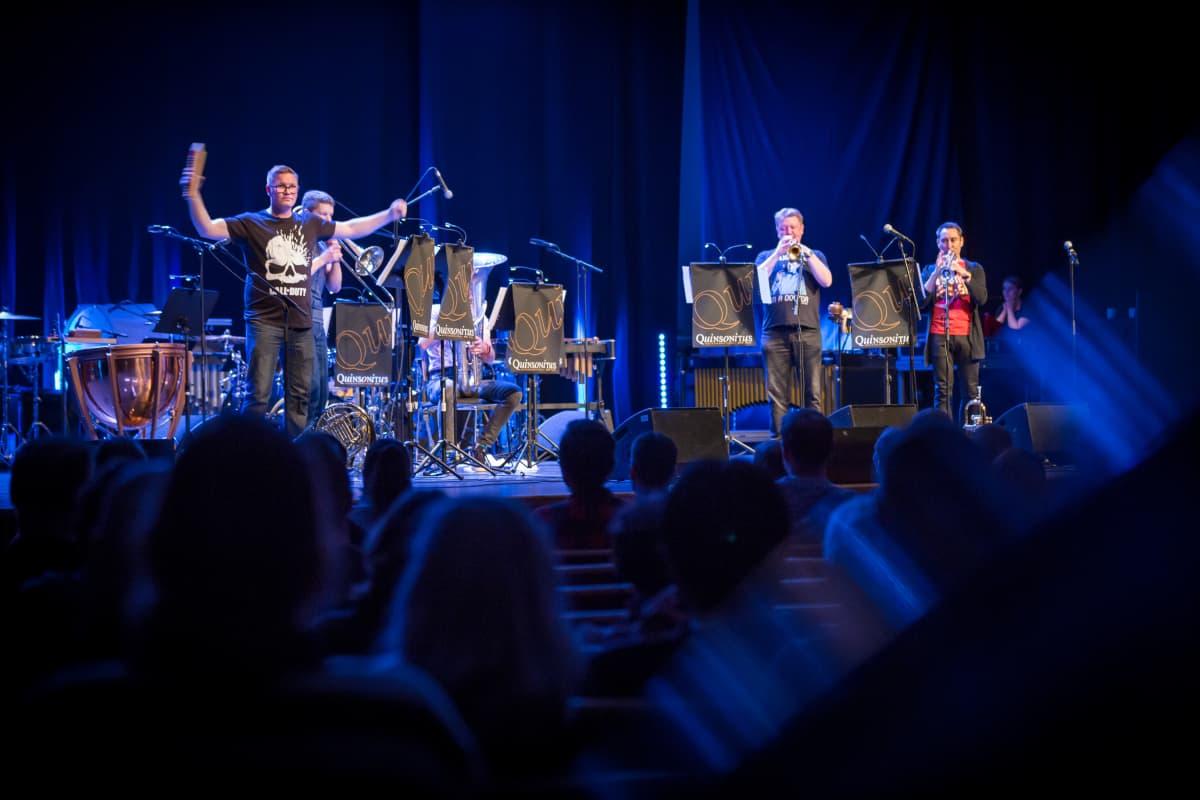 Quinsonitus, pelimusiikkiorkesteri, pelimusiikkifestivaali