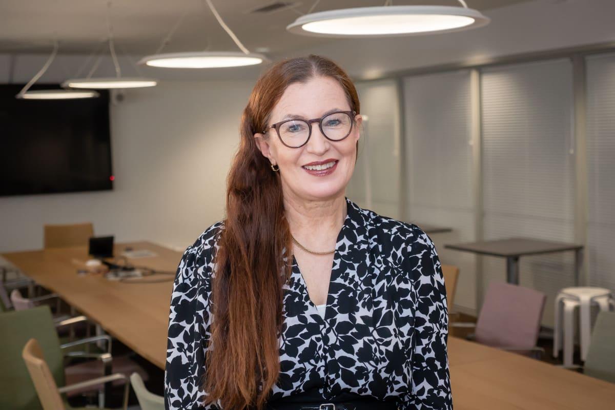 Pia Pakarinen , apulaispormestari Helsinki