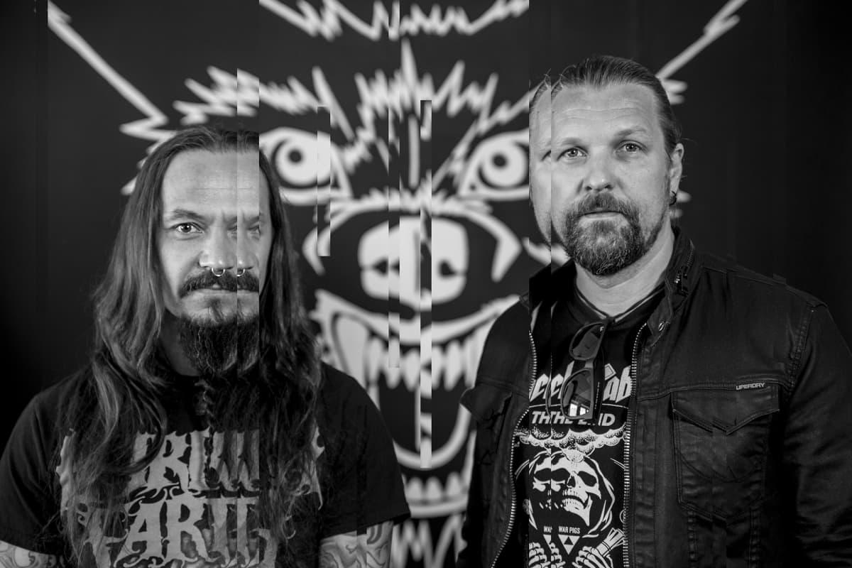 Tomi Joutsen, Esa Holopainen, Amorphis