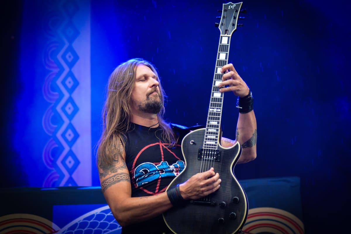 Esa Holopainen, Amorphis, Tuska