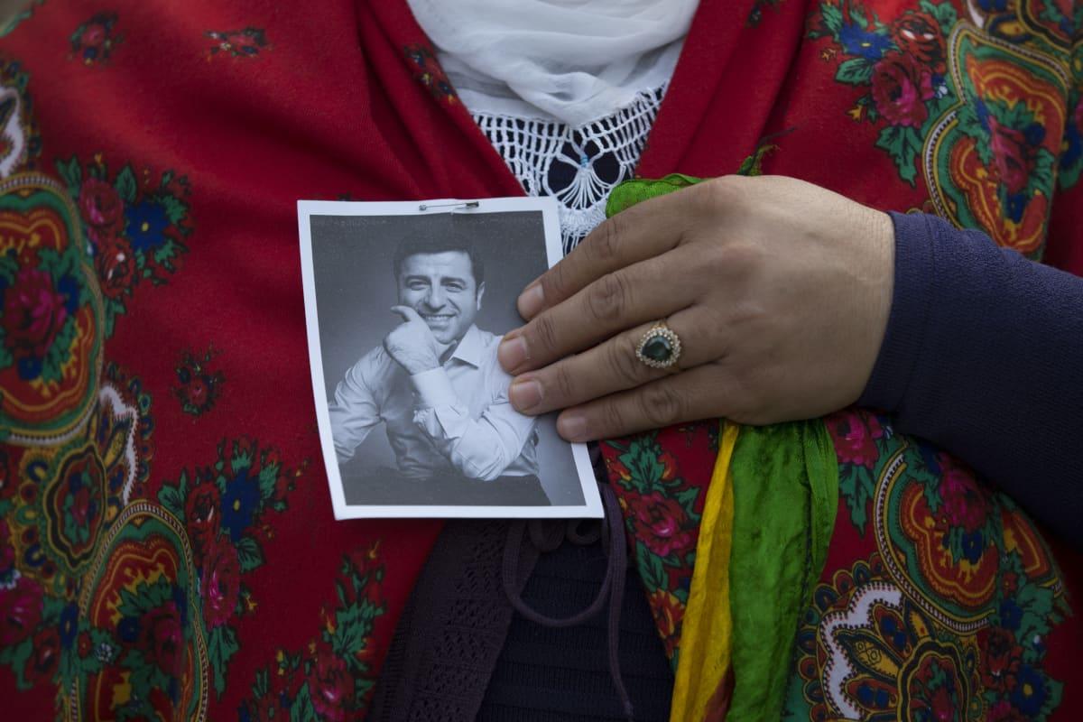 Selahattin Demirtaş kurdipoliitikko