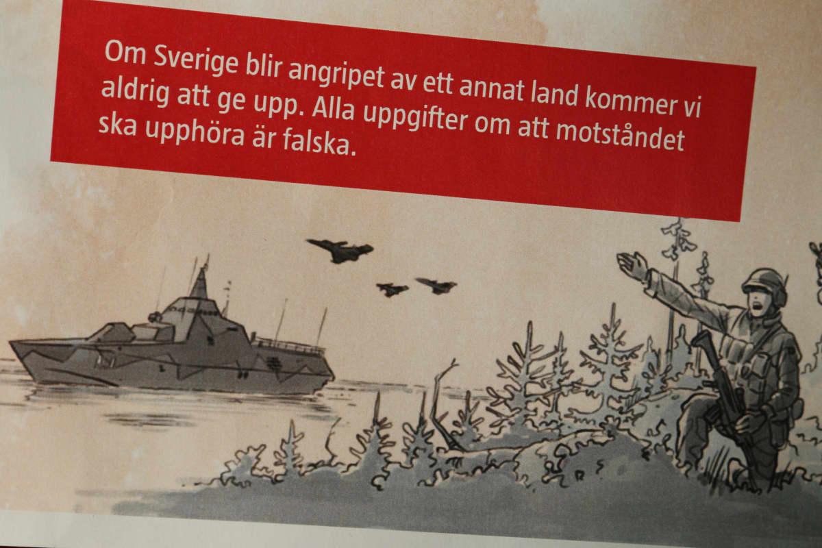 Suomen ja Ruotsin ilmavoimien yhteinen ylilento Oulussa 13. maaliskuuta