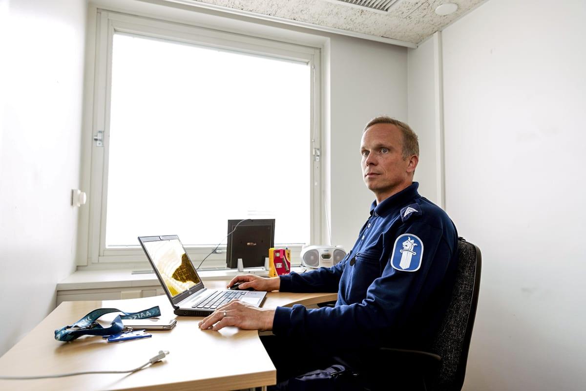 Työsuojeluvaltuutettu Tero Väyrynen teki määrätietoisesti töitä sairastuneiden puolesta.