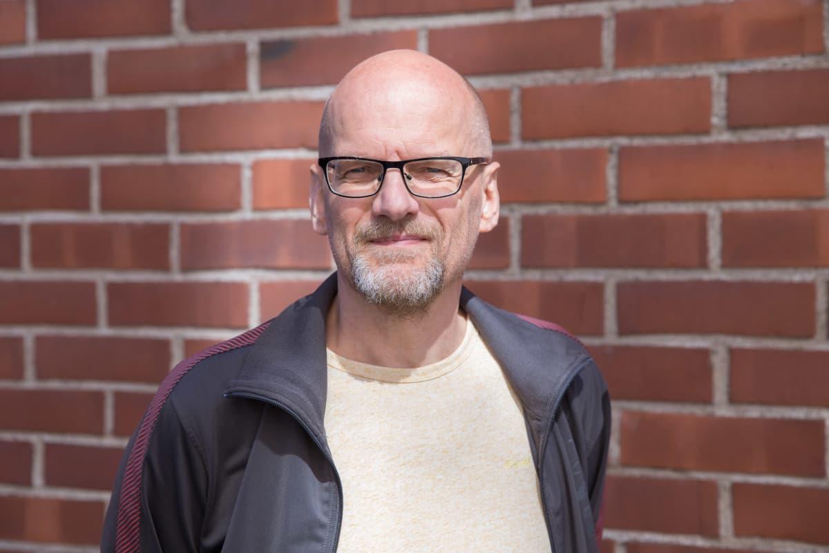EHYT ry:n kouluttaja Timo Nerkko.