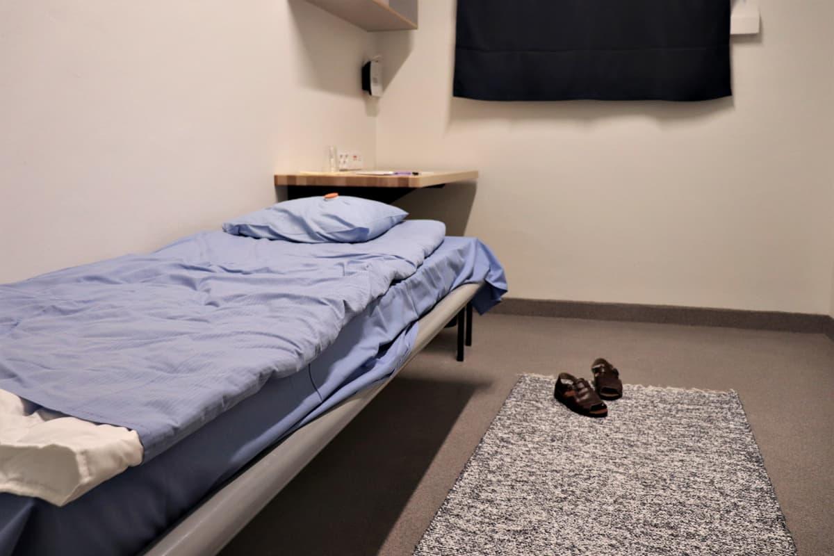 Selli Helsingin vankilassa.