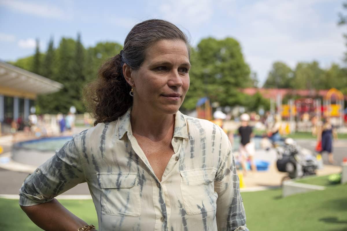 Johtaja, Tutkimusprofessori, Anna Rotkirch, väestöliitto