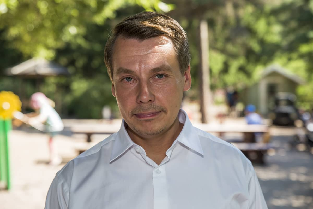 Lapsiasiainvaltuutettu Tuomas Kurttila