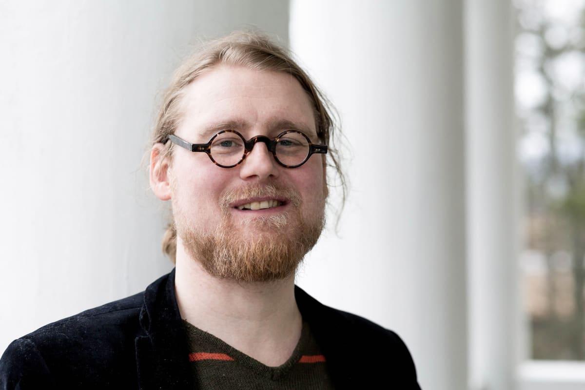 Oikeustieteen professori Pauli Rautiainen, Itä-Suomen yliopisto.