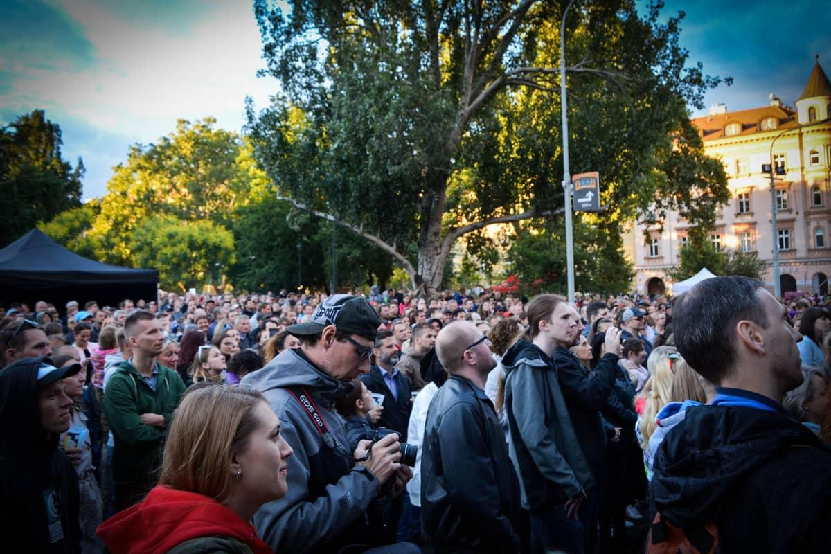 Praha, yleisötapahtuma, festivaali