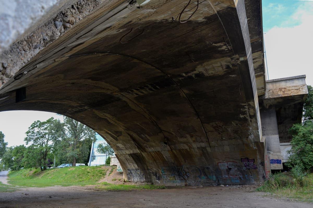 Praha, Libeňin silta