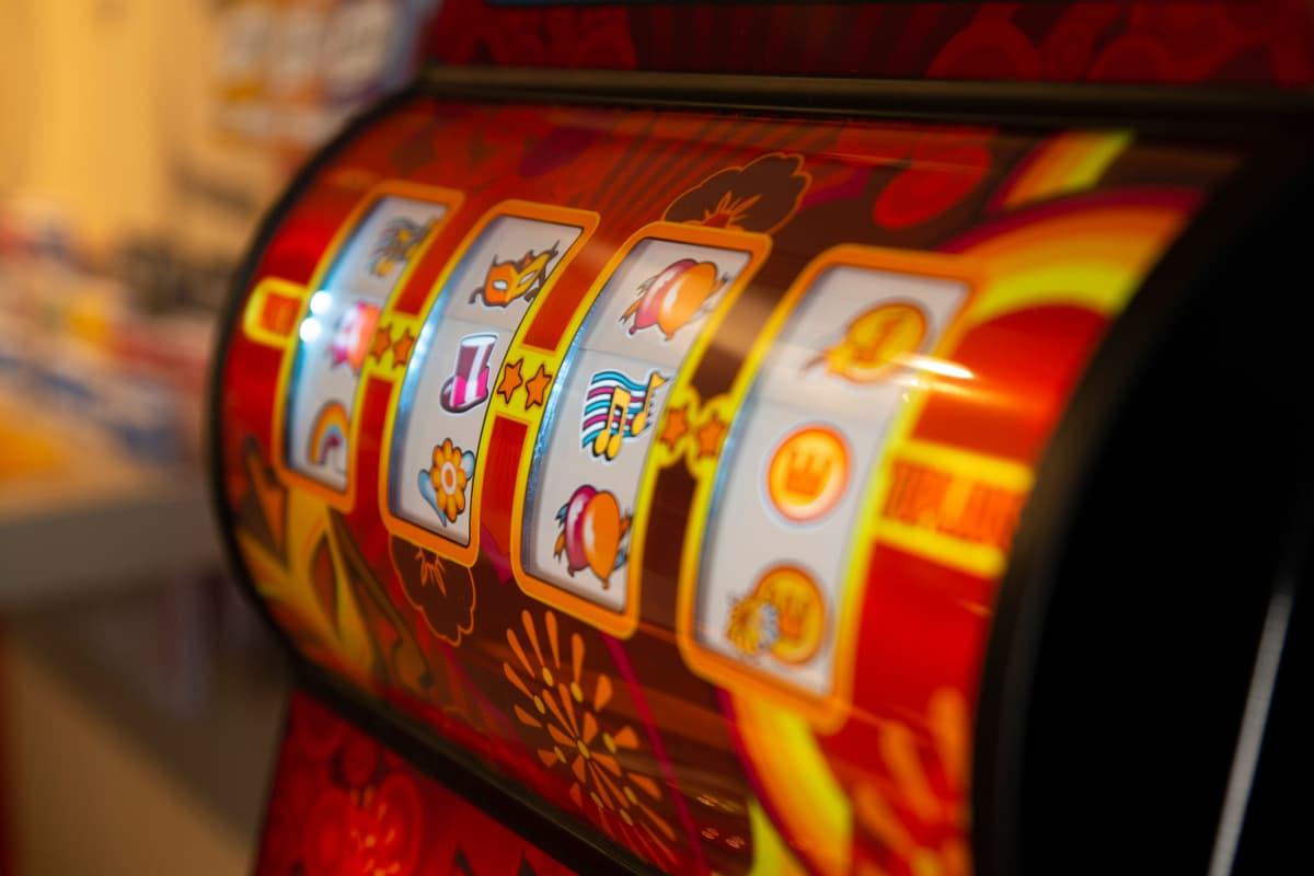 Veikkauksen peliautomaatti