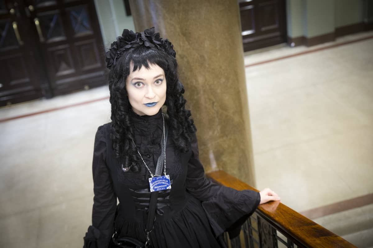 lolita, katumuoti, gotiikka
