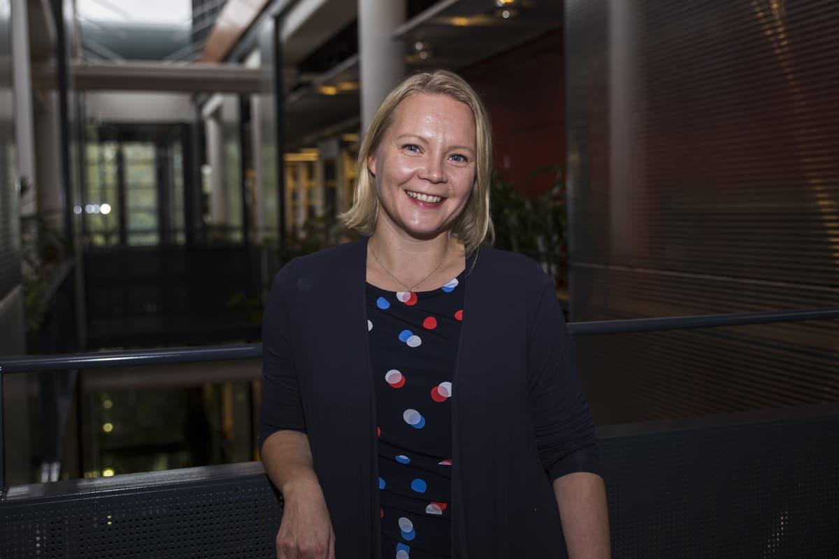 Tutkija Hanna Reinikainen