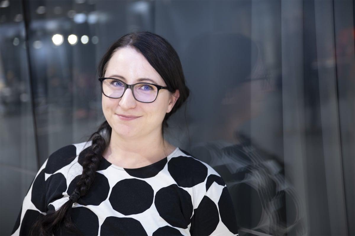 Hanna Huumonen, pääsihteeri, Suomen Amattiiin Opiskelevien Liitto.