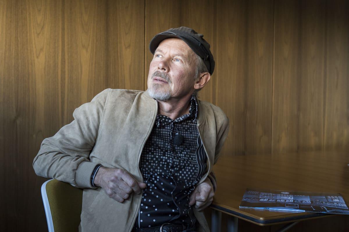 Muusikko J. Karjalainen