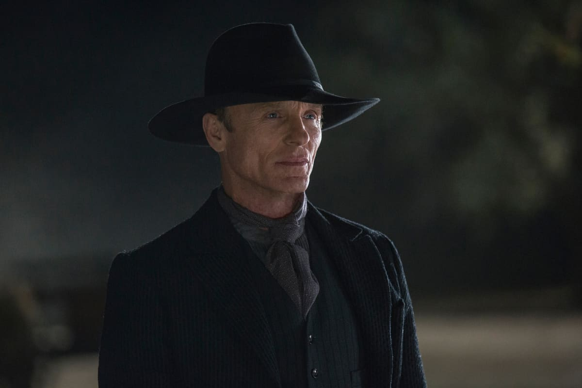 Westworld, Ed Harris