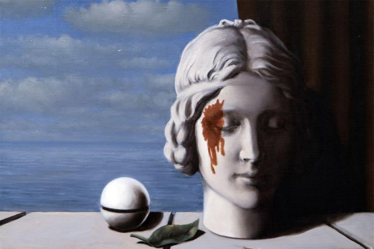 Muisto, René Magritte, Amos Rex