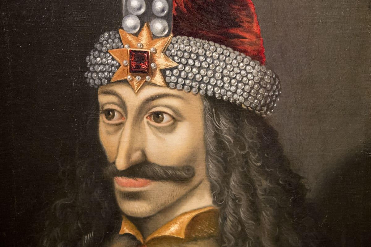 Vlad Seivästäjä, Dracula, Vapriikki
