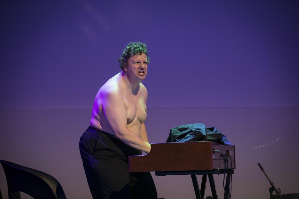 Kalle Salonen, kehitysvammainen, KeMuT