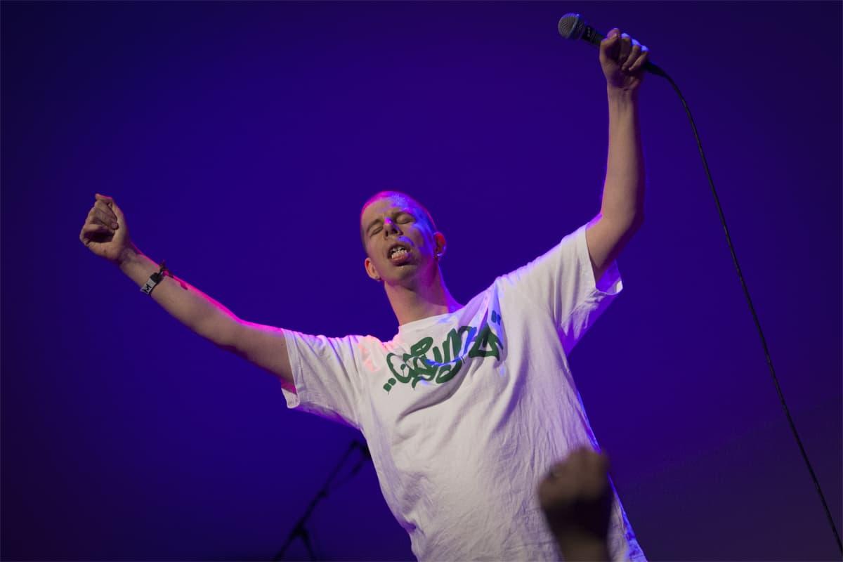 MC KOO, hip hip, kehitysvammainen, Kalle Havumäki, hip hop