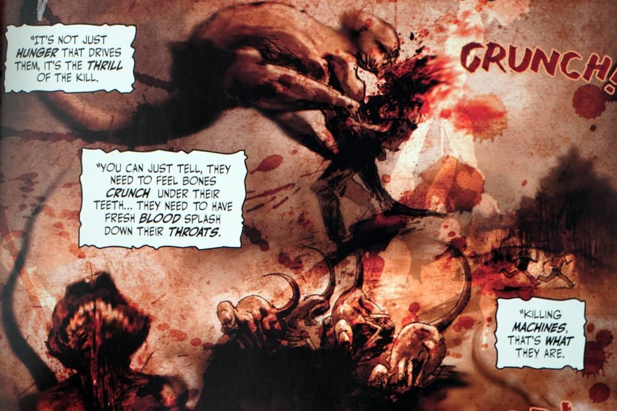 Sami Makkonen, Deadworld-sarjakuva
