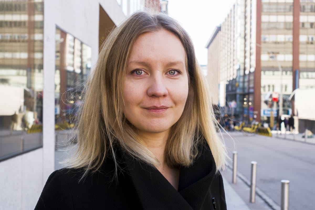 Tutkija Kirsti M. Jylhä