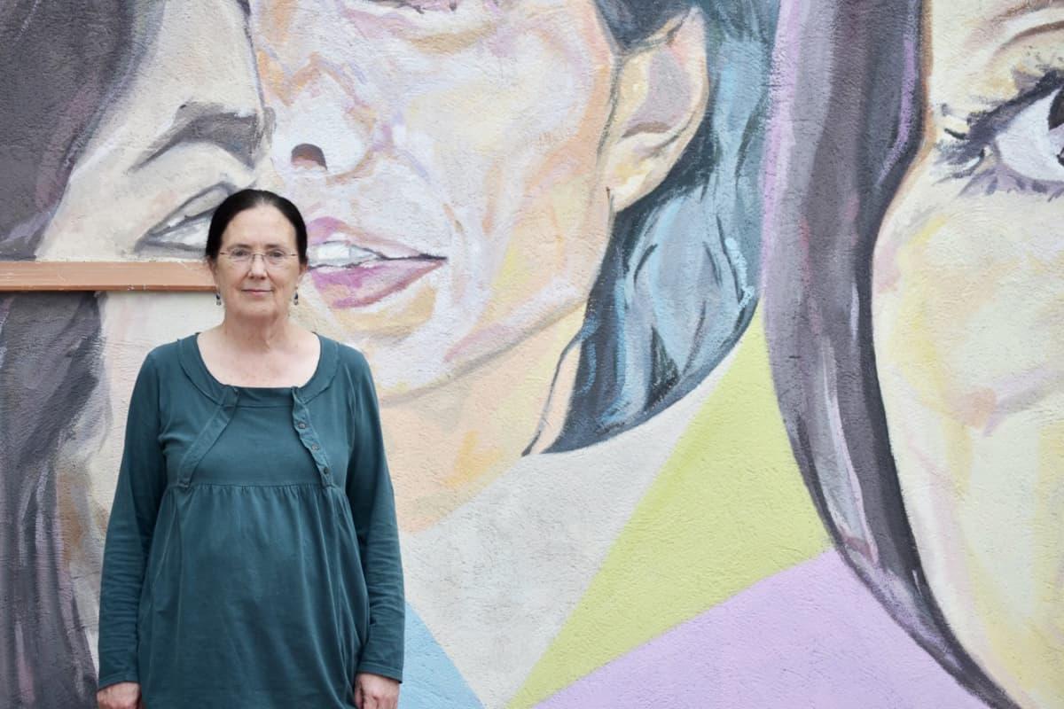 Jo 30 vuotta sitten feministiyhdistyksen Barcelonaan perustanut Montserrat Cervera on tyytyväinen, että feminismistä on tullut Espanjassakin valtavirtaa.