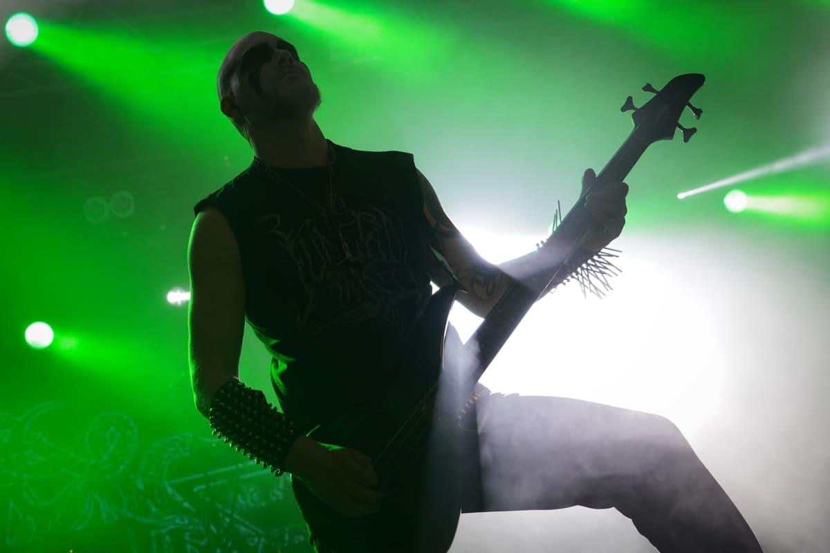 AntimateriA, Steelfest, black metal