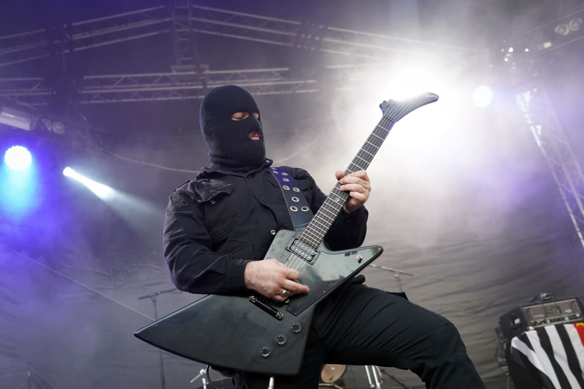 Evil, Steelfest, black metal