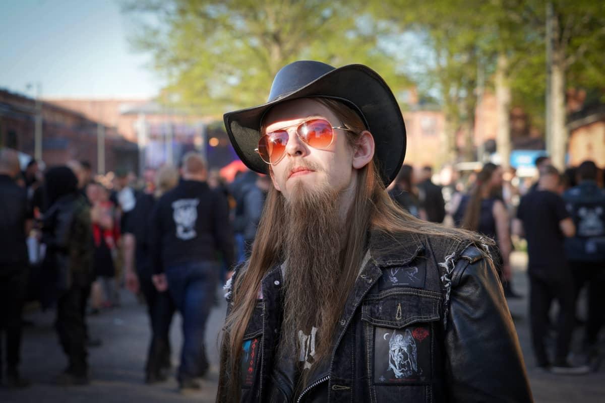 Henkipatto, Steelfest, black metal