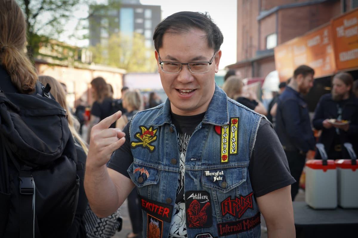 Alvin Wee, Steelfest, black metal