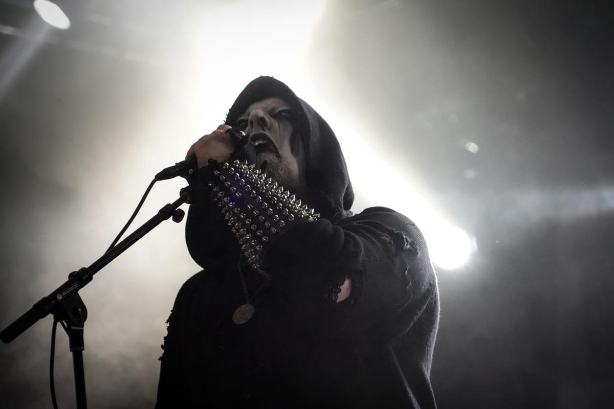 Monarque, black metal, Steelfest
