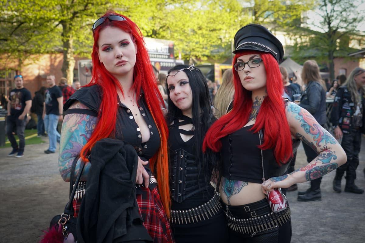 Corpsebun, Ithiniel, Kirous.kuolema, Steelfest, black metal