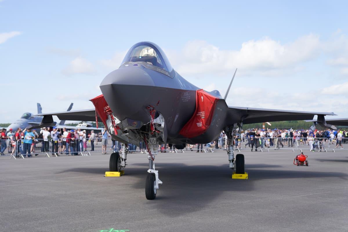 Yhdysvalloista Lockheed Martin F-35