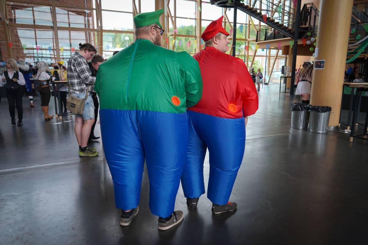 Luigi, Super Mario, Nintendo, Desucon, cosplay