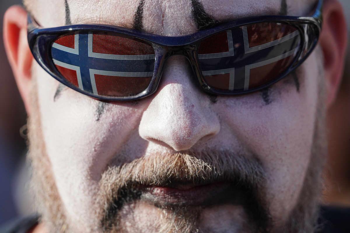 Tuska, silmälasit, Norja