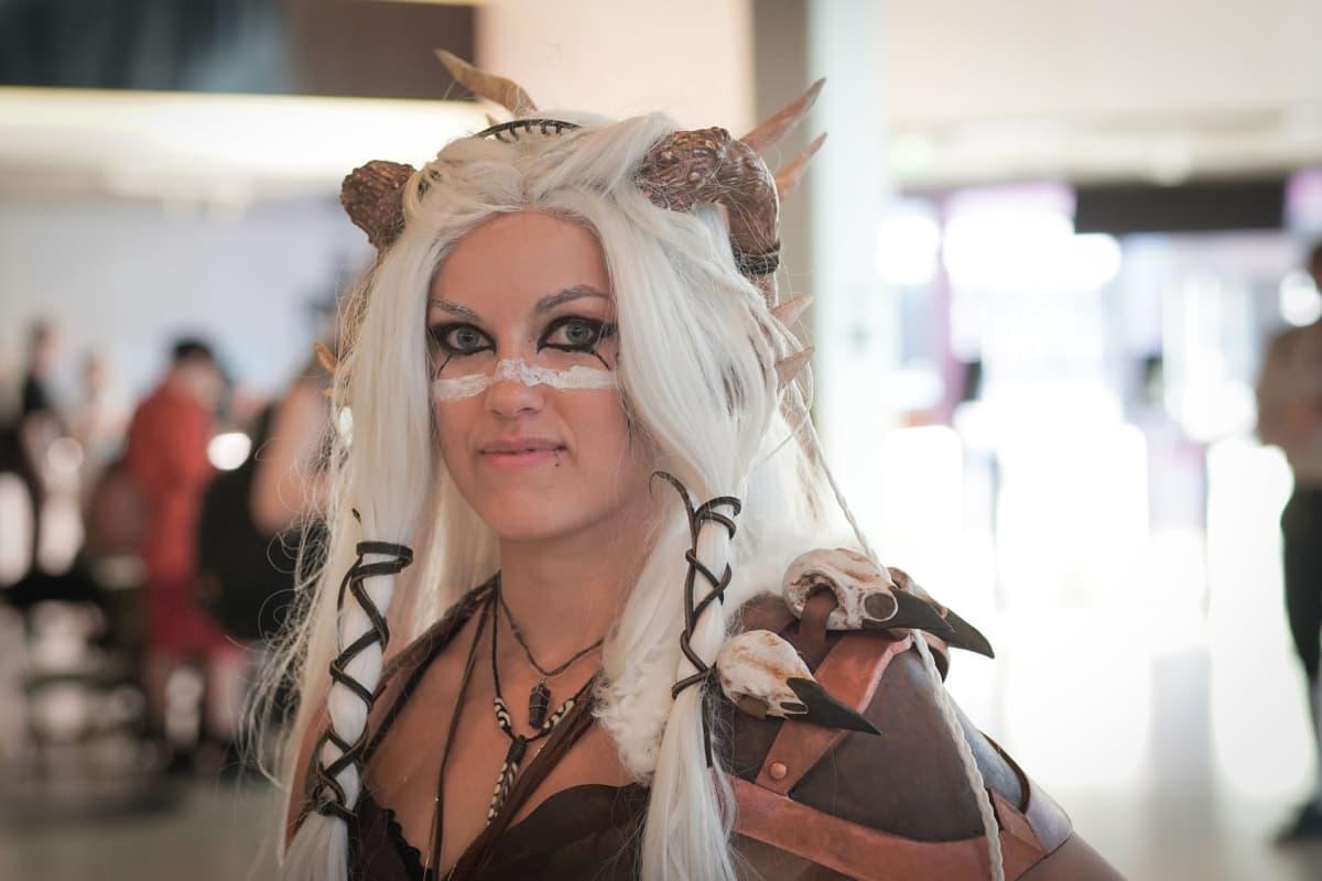 Crystal Hughes-Feradiera, Ropecon