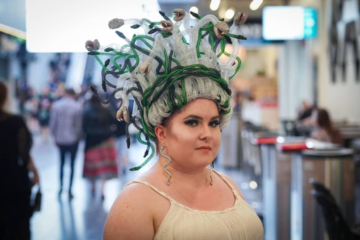 Tuuli Helvinen, Medusa, Ropecon