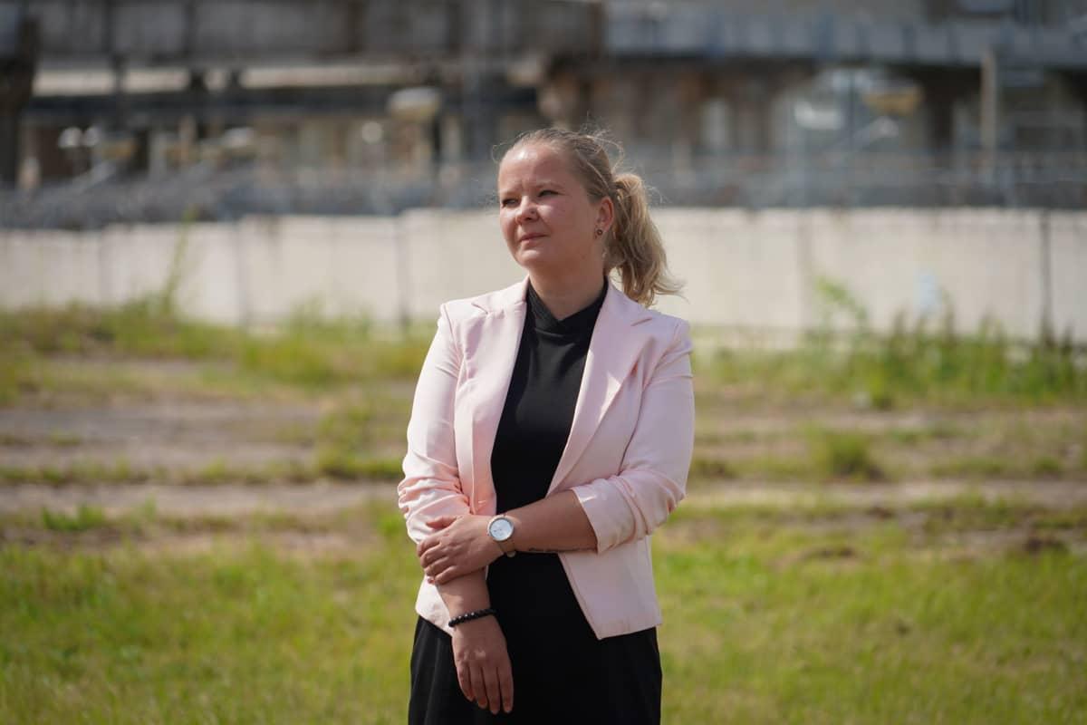 Diana Lasyte, Ignalina