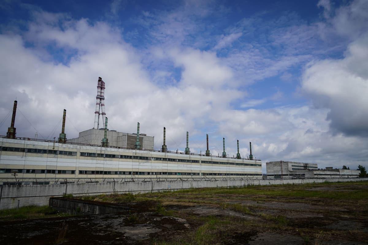Ignalina, ydinvoima