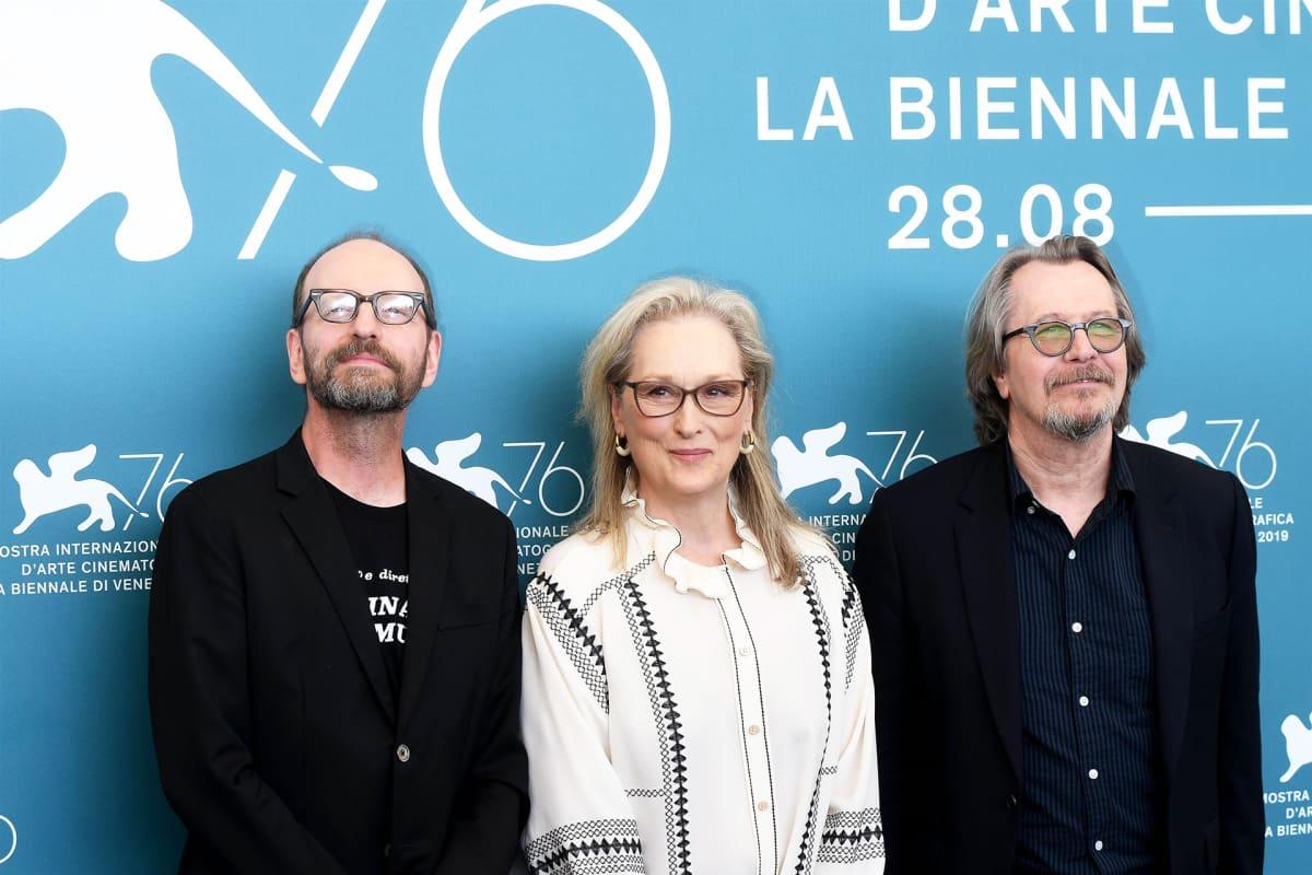 Steven Soderbergh, Meryl Streep ja Gary Oldman