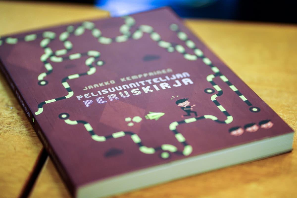 Pelisuunnittelijan peruskirja, Jaakko Kemppainen
